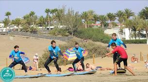 Surfing-Maspalomas, Gran Canaria-Private and semi-private surfing courses in Maspalomas, Gran Canaria-2
