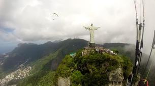 Paragliding-Rio de Janeiro-Tandem paragliding from Tijuca National Park, Rio de Janeiro-2