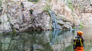Canyoning-Queretaro-Paso de Vaqueros canyon in San Luis de la Paz from Queretaro-6