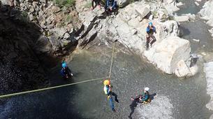 Canyoning-Gèdre-Canyon de la Caouba du Maillet à Gèdre, Hautes-Pyrénées-2