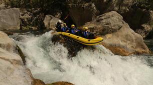 Rafting-Split-Rafting multi-adventure tour down Cetina River-3