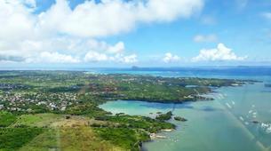 Microlight flying-Belle Vue Maurel-Vol en ULM à l'île Maurice depuis Mon Loisir-4