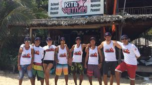 Kitesurfing-Mui Ne-Kitesurfing lessons in Mui Ne-7