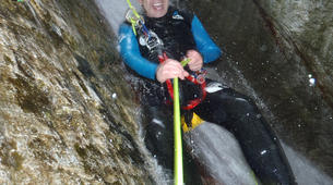 Canyoning-Céret-Anelles canyon in Ceret-5