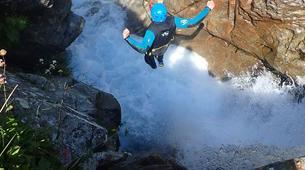 Canyoning-Gèdre-Canyon de la Caouba du Maillet à Gèdre, Hautes-Pyrénées-3