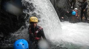 Canyoning-Rivière des Roches-Randonnée Aquatique à la Rivière des Roches, La Réunion-5