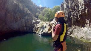 Canyoning-Queretaro-Paso de Vaqueros canyon in San Luis de la Paz from Queretaro-2