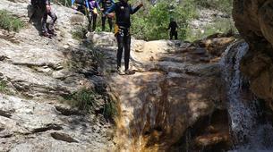 Canyoning-Monaco-Audin stream canyon near Monaco-4