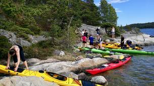 Sea Kayaking-Stockholm-Kayaking tour in Stockholm Archipelago-2