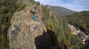 Via Ferrata-Vall de Ribes-Via Ferrata de Ribes de Freser, Catalogne-1