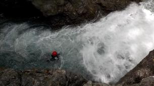 Canyoning-Megève, Evasion Mont Blanc-Canyon de La Belle au Bois à Megève-5