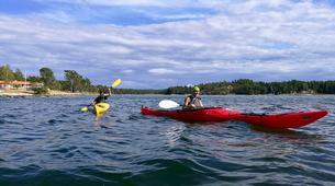 Sea Kayaking-Stockholm-Kayaking tour in Stockholm Archipelago-3