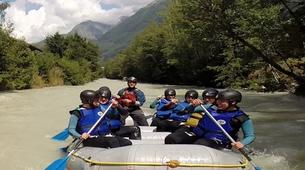 Rafting-Chamonix Mont-Blanc-Rafting down the Arve river in Chamonix-4