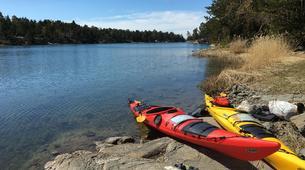 Sea Kayaking-Stockholm-Kayaking tour in Stockholm Archipelago-8