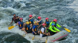 Rafting-Melgaço-Rafting in Rio Minho with Alvarinho Wine Toast-6
