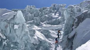 Ski Hors-piste-Chamonix Mont-Blanc-Journée Ski Hors-Piste sur le Massif du Mont-Blanc-1