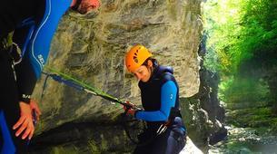 Canyoning-Buerba-Viandico canyon in Nerin near Buerba, Huesca-3