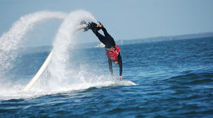 Flyboard / Hoverboard-Arcachon-Session Flyboard dans le Bassin d'Arcachon-1