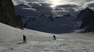 Ski Hors-piste-Chamonix Mont-Blanc-Journée Ski Hors-Piste sur le Massif du Mont-Blanc-3