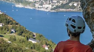 Via Ferrata-Lake Bourget, Aix les Bains-Via Ferrata Roc du Cornillon near Lac du Bourget-1