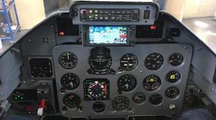 Aerobatics-La Roche-sur-Yon-Jet fighter flight in La Roche-sur-Yon, Vendee-6