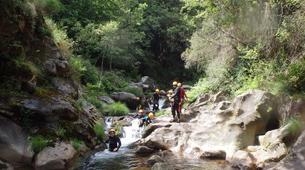 Canyoning-Arouca-Rio Teixeira canyon near Arouca-4