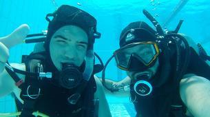 Scuba Diving-Piraeus-PADI Scuba Diver Course in Piraeus, near Athens-5