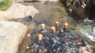 Canyoning-Arouca-Ribeira de Vessadas canyon near Arouca-5