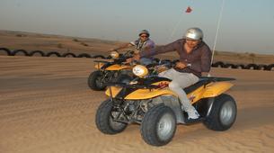 Quad biking-Dubai-Quad Bike excursion in Dubai-1
