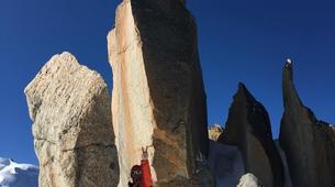 Mountaineering-Chamonix Mont-Blanc-Mountaineering day trip on the Cosmiques Ridge, Chamonix-7