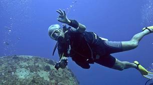 Scuba Diving-Bayahibe-PADI Open Water course in Bayahibe, Dominican Republic-2