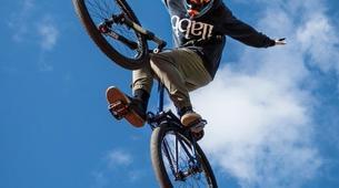 BMX-Rotorua-Freestyle BMX Airbag Jump , rotorua-1