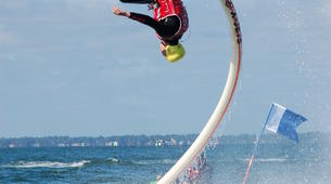 Flyboard / Hoverboard-Arcachon-Session Flyboard dans le Bassin d'Arcachon-4