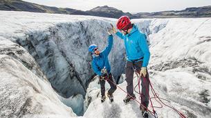 Ice Climbing-Sólheimajökull-Ice Climbing the Solheimajokull glacier near Reykjavik-3
