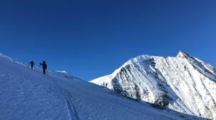 Ski touring-Chamonix Mont-Blanc-Ski touring day trip in the Col d'Entrèves, Chamonix-3