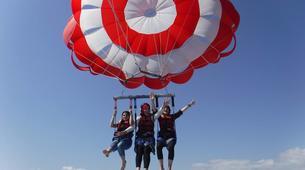 Parasailing-Fuengirola-Parasailing Experience in Fuengirola near Marbella-6