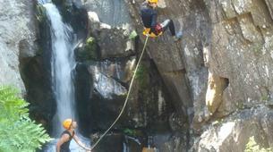Canyoning-Arouca-Rio Teixeira canyon near Arouca-5