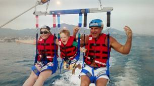 Parasailing-Fuengirola-Parasailing Experience in Fuengirola near Marbella-4