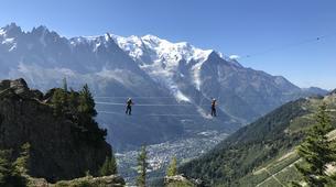 Via Ferrata-Chamonix Mont-Blanc-Via Ferrata of Evettes - La Flégère, Chamonix-2