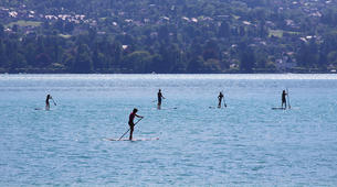 Stand Up Paddle-Annecy-Location Stand Up Paddle sur le Lac d'Annecy-4