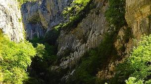 Canyoning-Escuain-Escuain canyon near Escuian, Huesca-5