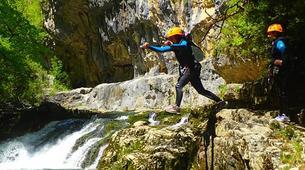 Canyoning-Buerba-Viandico canyon in Nerin near Buerba, Huesca-6