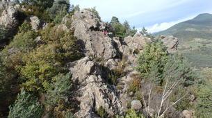 Via Ferrata-Vall de Ribes-Via Ferrata de Ribes de Freser, Catalogne-5