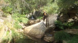 Canyoning-Arouca-Mizarela Waterfall Canyon near Arouca-2