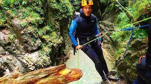 Canyoning-Barbaruens-Barbaruens canyon in Barbaruens, Huesca-4