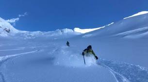 Ski Hors-piste-Chamonix Mont-Blanc-Journée Ski Hors-Piste sur le Massif du Mont-Blanc-6