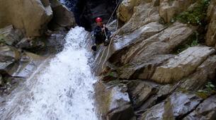 Canyoning-Megève, Evasion Mont Blanc-Canyon de La Belle au Bois à Megève-2