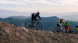 Vélo de Descente-Mont Ventoux-Descente du Mont Ventoux en VTT, Vaucluse-1