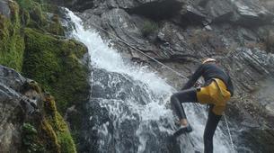 Canyoning-Arouca-Mizarela Waterfall Canyon near Arouca-4