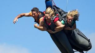 Bungee Jumping-Rotorua-The 'Swoop' in Rotorua-3